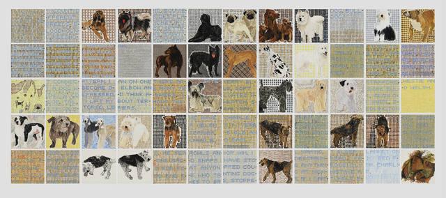 , 'Dogs,' 2006, Marianne Boesky Gallery