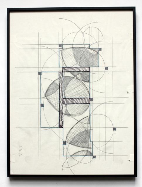 , 'paradigm object ,' 2017, BERG Contemporary