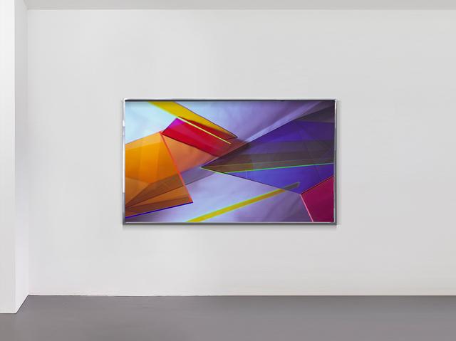 Barbara Kasten, 'Collision 123', 2019, Photography, Digital Chromogenic Print / Fujiflex Chrystal Archive, Kadel Willborn
