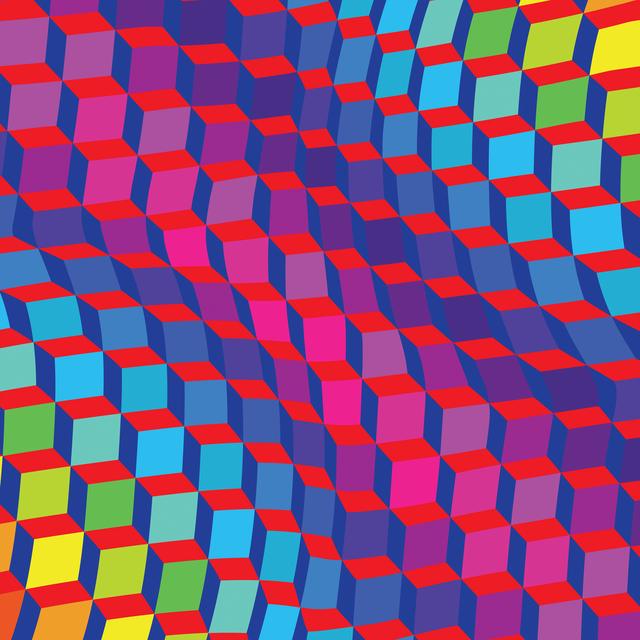 , ' Rainbow wave,' 2019, AC Contemporary Art