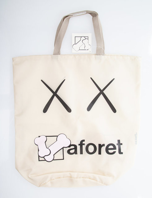 KAWS, 'Shopping Tote Bag', Other, Nylon bag, Heritage Auctions