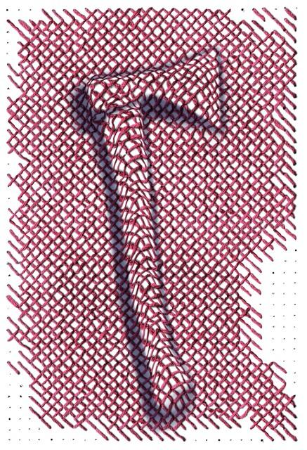 , 'Machado, Serie Trabados,' 2016, arthobler gallery