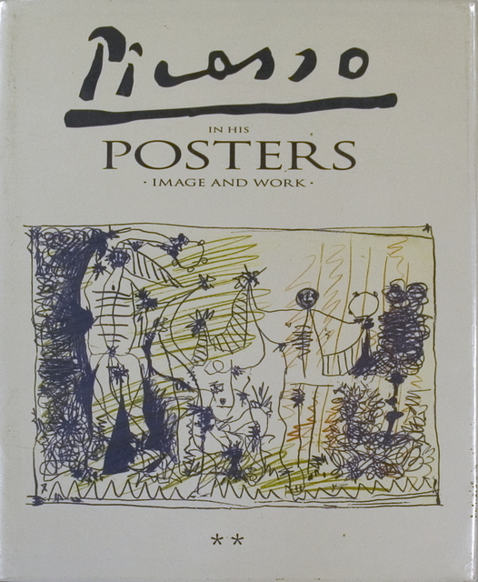 Pablo Picasso, 'Picasso in his Posters - Image and Work, Volume II', 1992, ArtWise