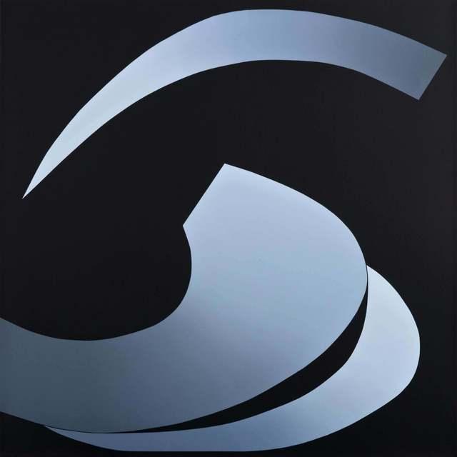 , 'S,' 2015, Olcay Art
