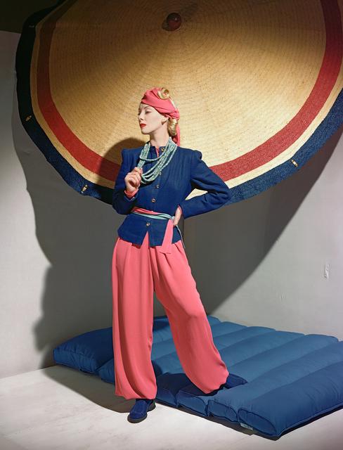, 'Helen Bennet, Ensemble By Bergdorf Goodman, Jewelry By Olga Tritt,' 1939, Holden Luntz Gallery