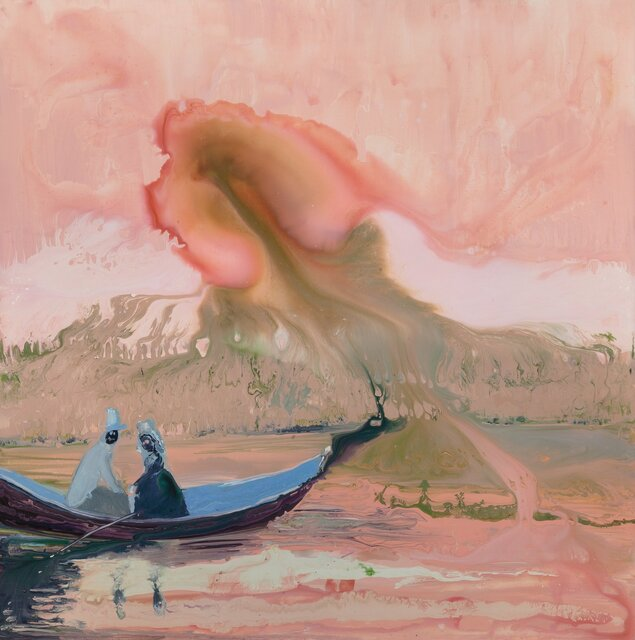 Genieve Figgis, 'Pink Sky', 2015, Print, Archival pigment on paper, Heritage Auctions