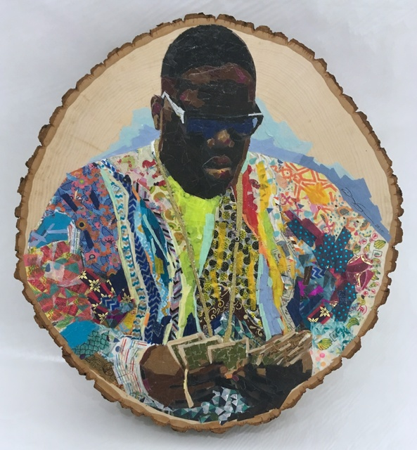 , 'Biggie,' 2017, Deep Space Gallery