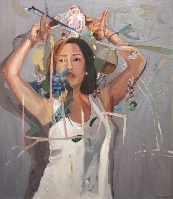 , 'Encuentro,' 2016, Yavuz Gallery