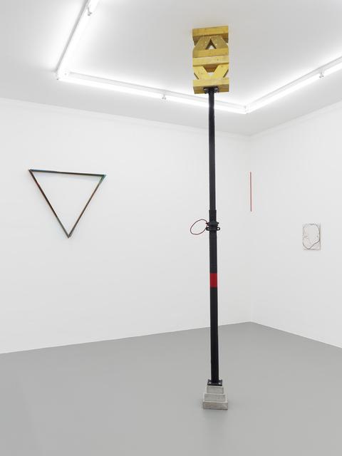 , 'Baustütze,' 2016, Sebastian Fath Contemporary