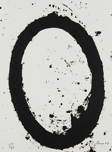 Richard Serra, 'MOCA Print, from MOCA portfolio', 1999, Phillips