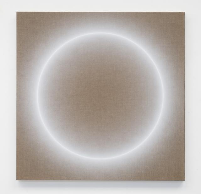 , 'OM Halo 12.01.17,' 2017, Galería Hilario Galguera