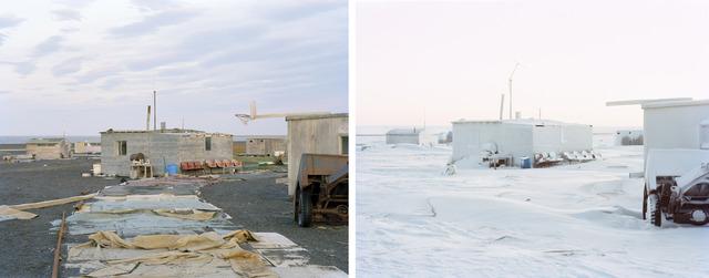 , 'Barrow Cabins 01,' Summer 2010-Winter 2012, G. Gibson Gallery
