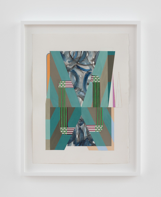, 'Untitled,' 2015, Rachel Uffner Gallery