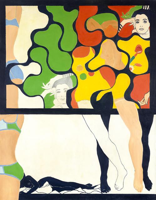 , 'NASOWAS,' 1966, LEVY Galerie