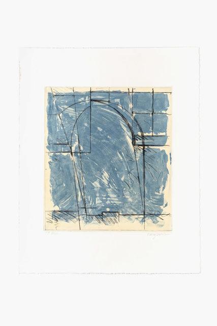 Nancy Genn, 'Construct Blu 2', 2003, Marignana Arte