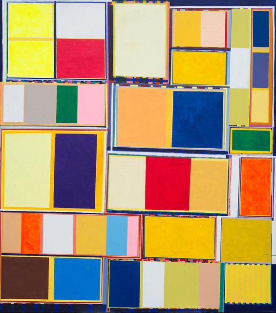 , 'Untitled,' 2015, Galería del Paseo
