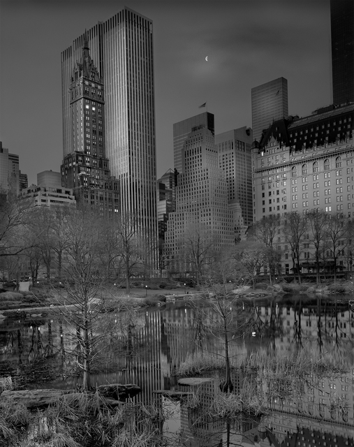 , 'Half Moon, Central Park, New York City,' 2009, ClampArt