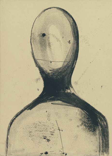 , 'Head,' 1957, Galerie Isabella Czarnowska