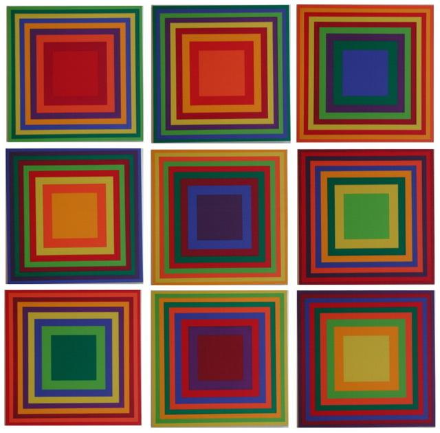 , 'P9 = 9!,' 1969, Edition & Galerie Hoffmann