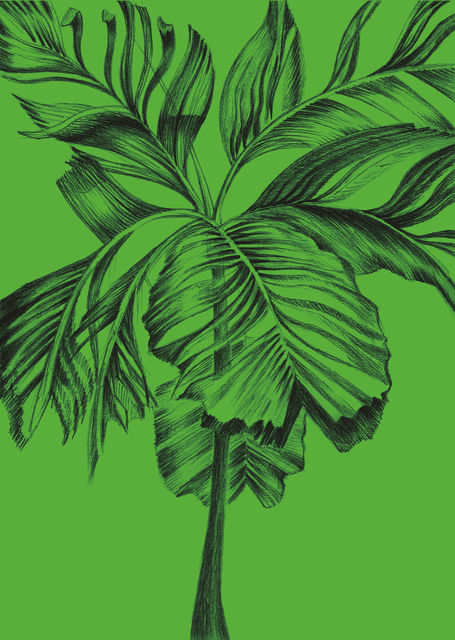 , 'Palm Tree Session 1,' 2017, PPC Philipp Pflug Contemporary