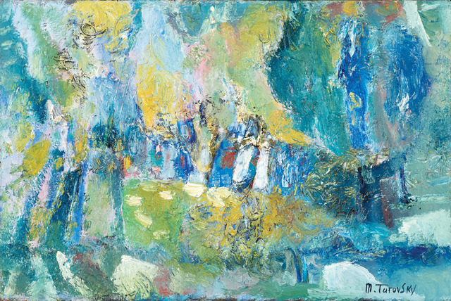 , 'Sunny Day,' ca. 2000, Vail International Gallery