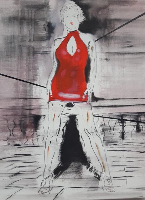 , 'Das Mädchen in Rot,' 2018, 2CforArt