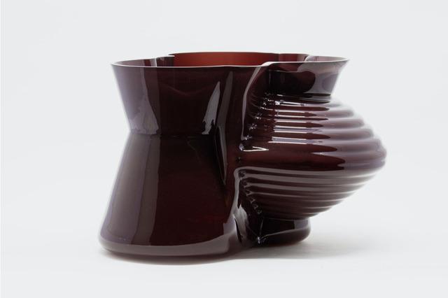 VISSIO, 'Exquisite Corpse XL-7', 2020, Design/Decorative Art, Handblown glass in copper ruby light, Egg Collective