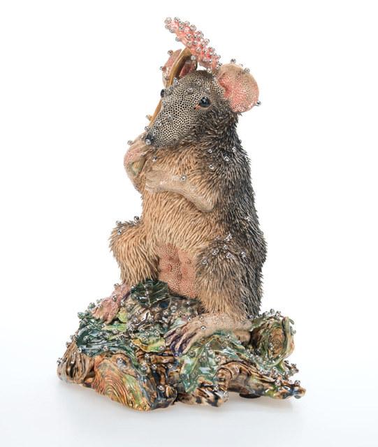 , 'Rat,' 2017, James Freeman Gallery