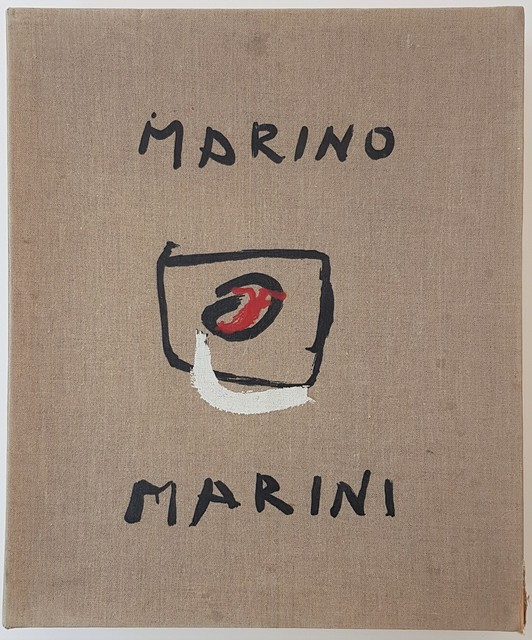 Marino Marini, 'A (partial) Suite of Sixty-three Re-creations of Drawings and Sketches in Many Mediums in Original Case ', 1968, Cerbera Gallery