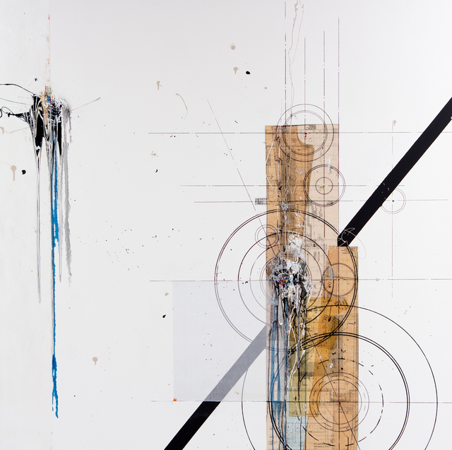 Étienne Gélinas, 'Composition 373', 2014, Thompson Landry Gallery