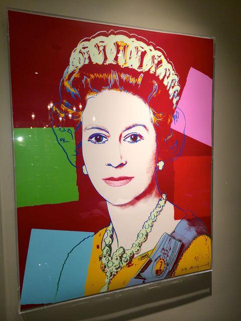 Andy Warhol, 'Queen Elizabeth II of the United Kingdom (FS II.334) ', 1985, Print, Screenprint on Lenox Museum Board, Revolver Gallery