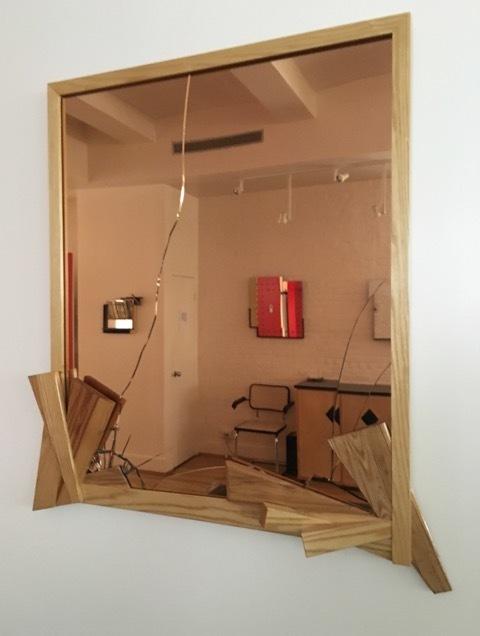 , 'Unlucky Mirror,' 2014, Start