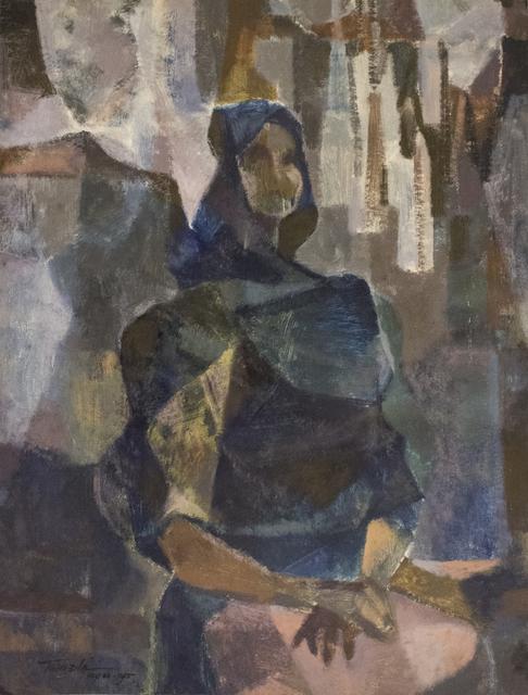 , 'Doña Tere,' 1955, Galería Nudo