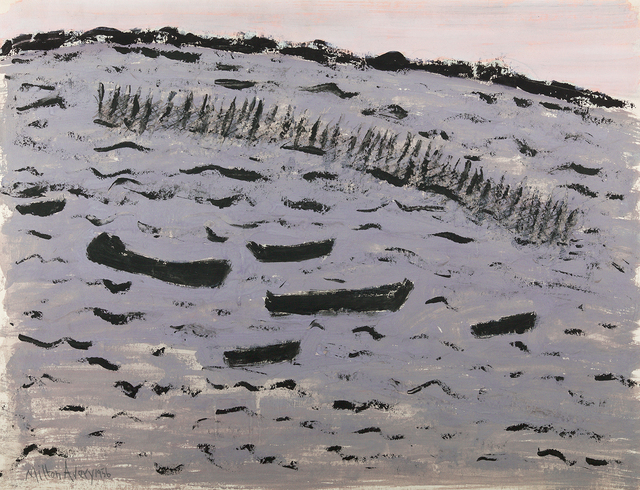 , 'Sunset Harbor (Choppy Bay),' 1956, Questroyal Fine Art