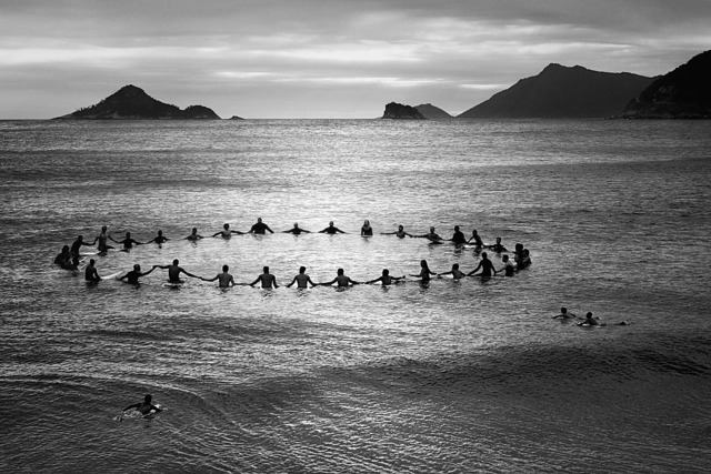 , 'Paddle Out,' 2013, CAMERA WORK