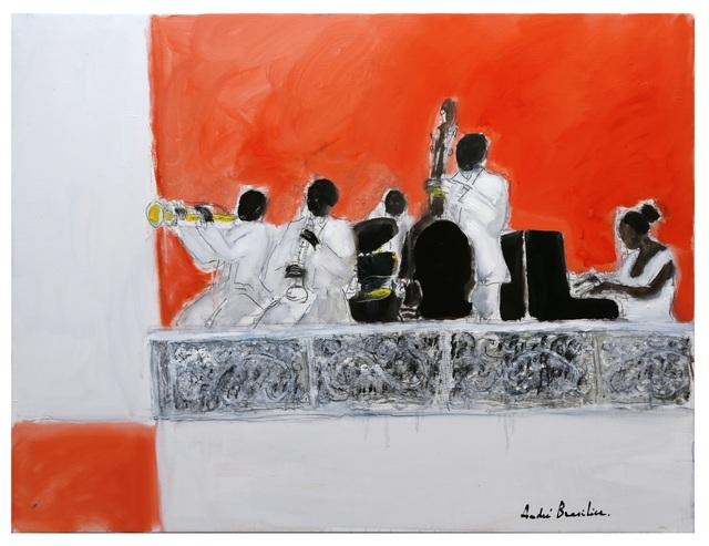 , 'Jazz à la Nouvelle-Orléans,' 2017, Opera Gallery