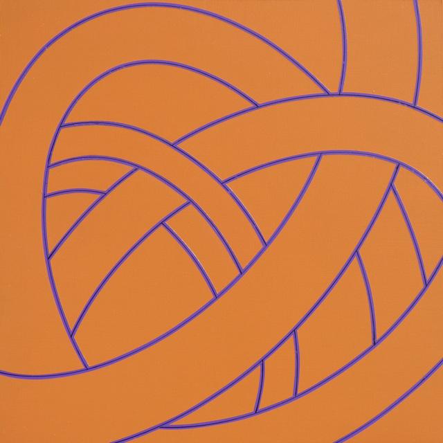 , 'Tango Suite #14 (orange),' 2017, Westbrook Modern