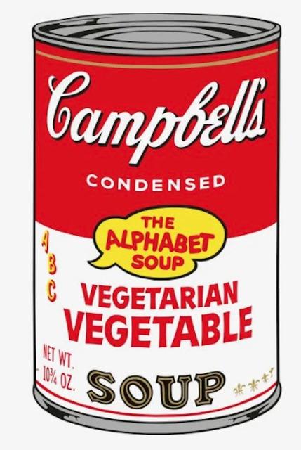 Andy Warhol, 'Vegetarian Vegetable Soup F.S. II 56', 1969, Lush Art Agency
