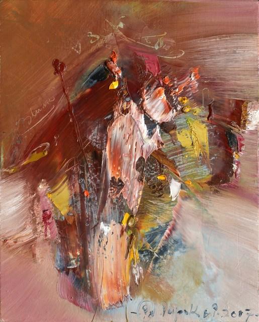 , 'Bluur Pallet I,' 2017, Mizuma Art Gallery
