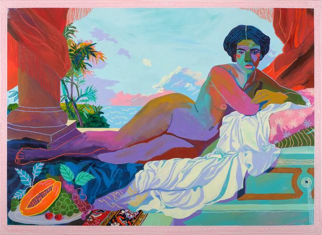 , 'Venus Painting,' 2017, Beers London