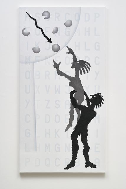 Rune Mields, 'Genesis: Vor dem Sündenfall (Bibel) ', 2019, Galerie Judith Andreae