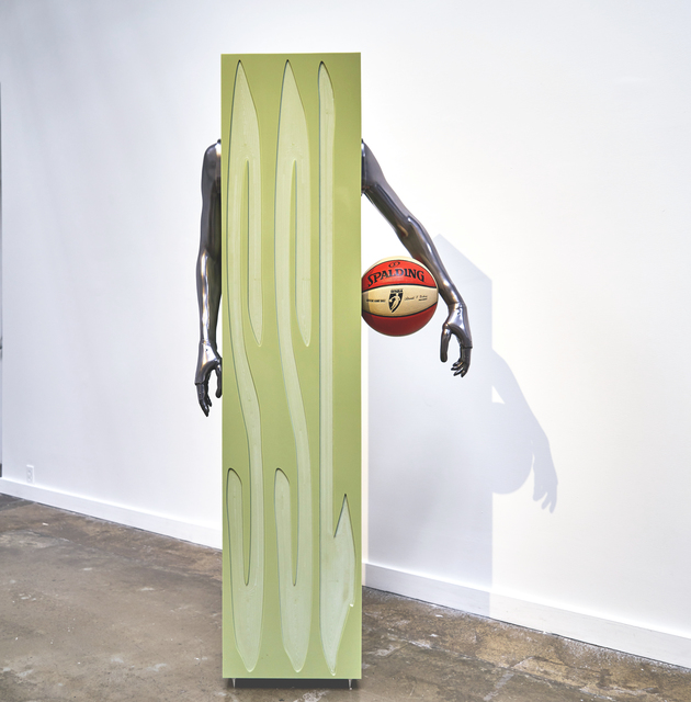 , 'B Baller #2,' 2016, Arsenal Contemporary