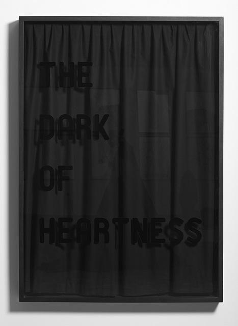 Rowan Smith, 'The Heart of Darkness', 2014, WHATIFTHEWORLD