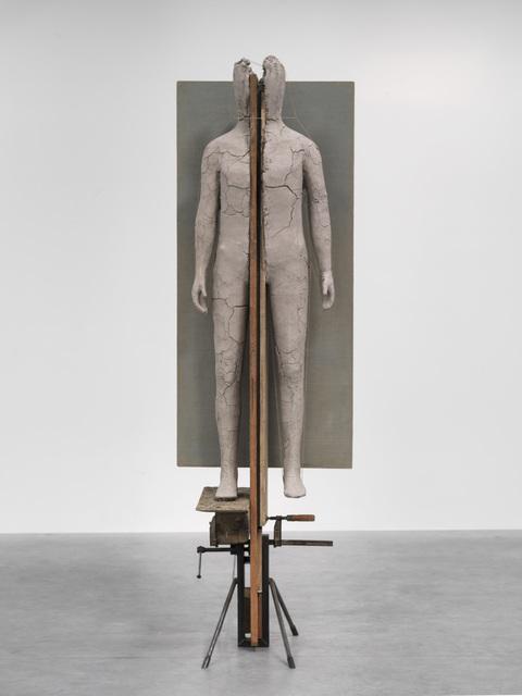 , 'Landscape with Male Figure,' 2017, Zeno X Gallery
