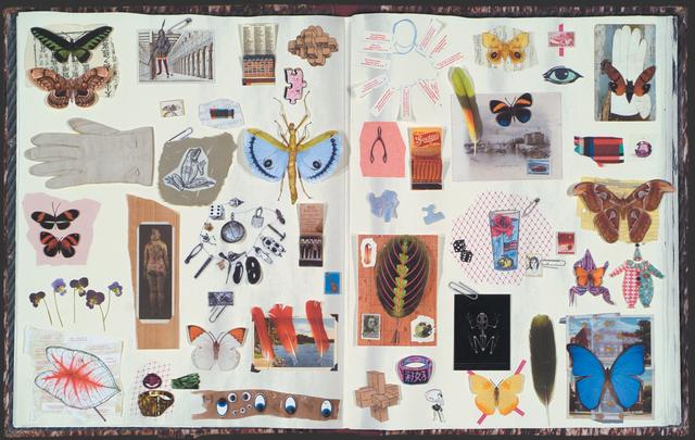 Jane Hammond, 'Scrapbook', 2003, Universal Limited Art Editions