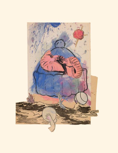 , 'Hat 7/19/15,' 2015, Miller Yezerski Gallery