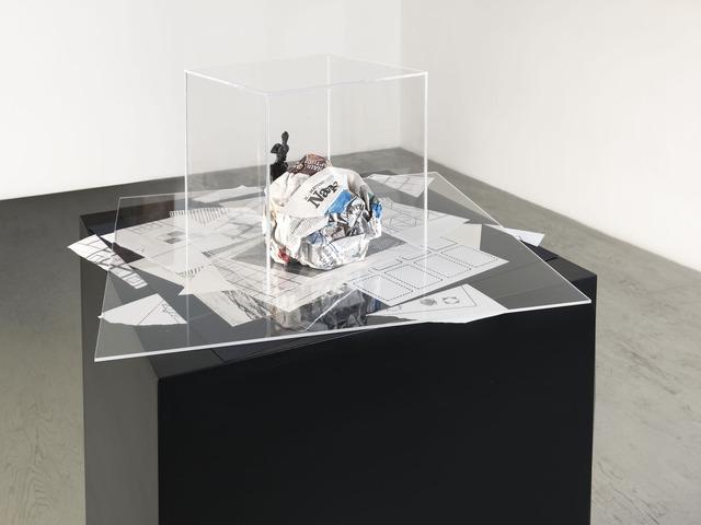 , 'Senza più titolo,' 2013/2014, Alfonso Artiaco