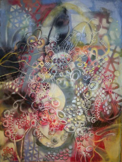 Pat Goslee, 'Love Pours Forth', ca. 2015, Adah Rose Gallery