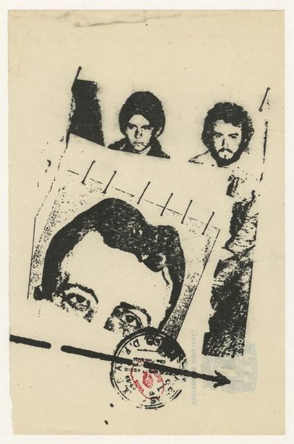 , 'Untitled,' 1977-1978, Josée Bienvenu