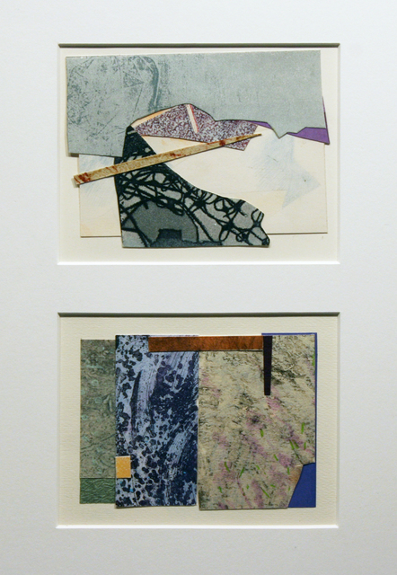 , 'Untitled Collage 31 + 20,' , Wallace Galleries